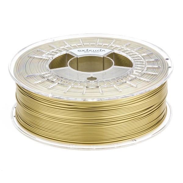 PETG Filament 1.75 mm bronze 2,5 kg