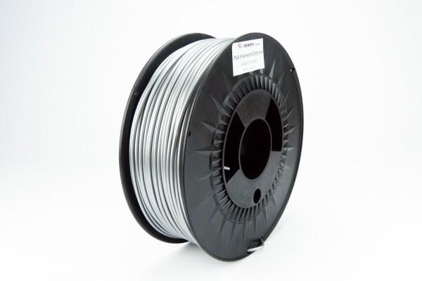 PLA Filament silberfarben 2.85 mm