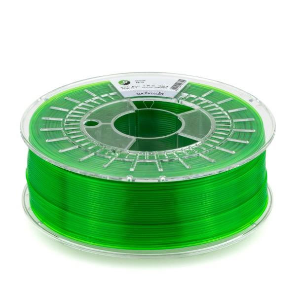 PETG Filament 1.75 mm grün transparent