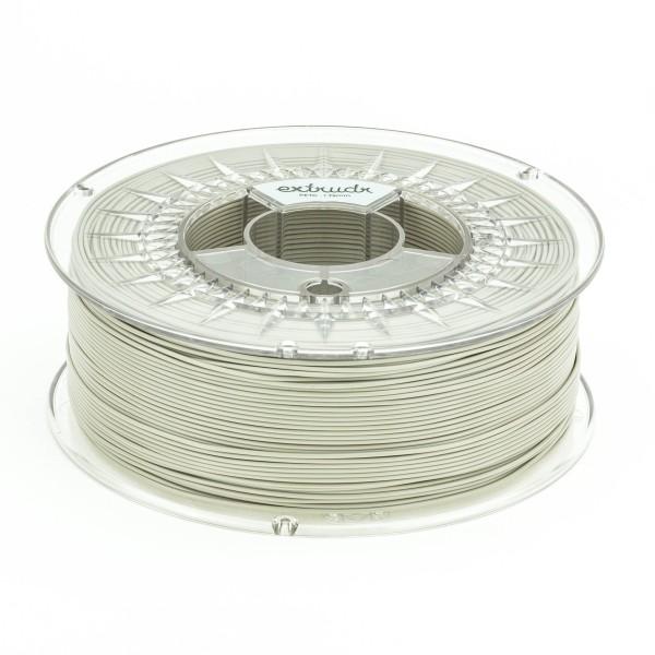 PETG Filament 1.75 mm grau RAL 7044 2,5 kg